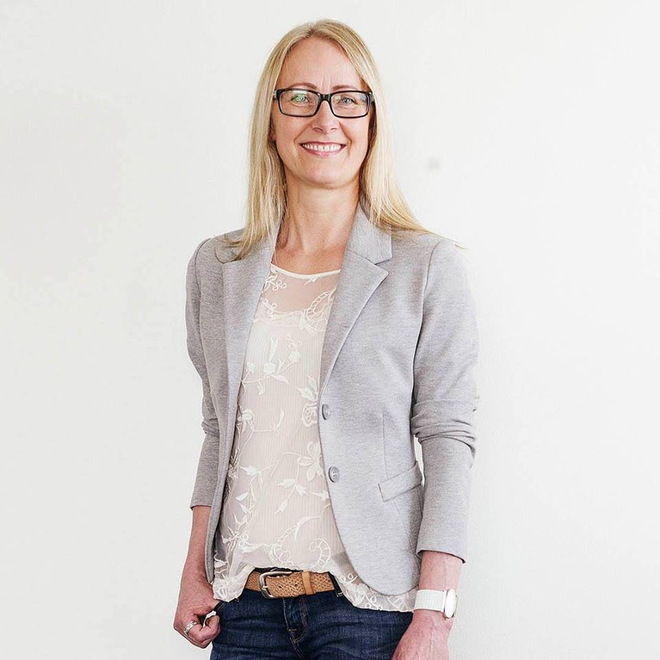 Life & Business Coach Sanne M. Pedersen