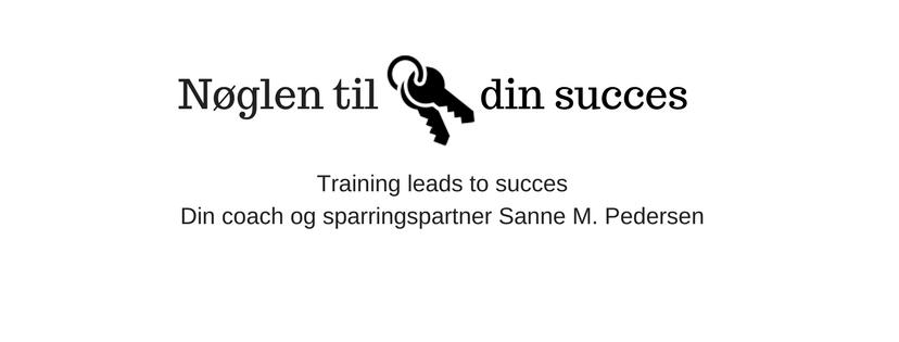 Sanne M. Pedersen Life- & Business Coach