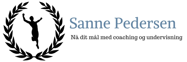 Sanne M. Pedersen Life- & Business Coach